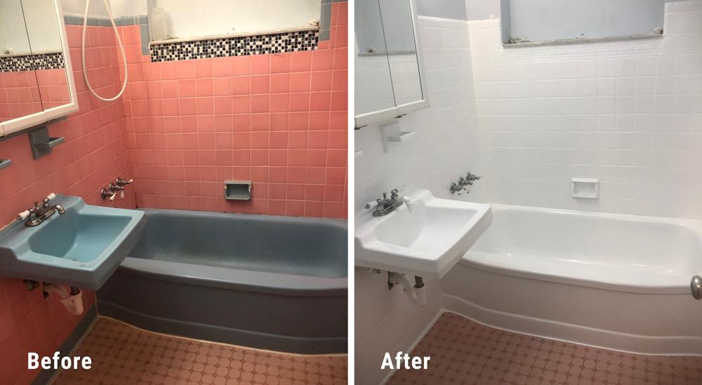 tile refinishing  florida bathtub refinishing